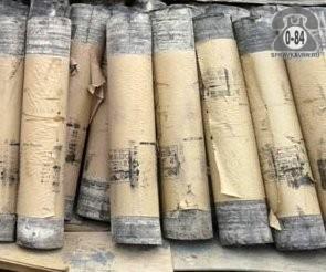Рубероид РКК-350 10м2 крупнозернистая посыпка г. Рязань