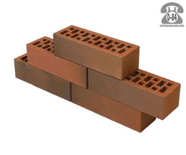 Кирпич лицевой Braer Front Brick гладкий 250х120х65мм