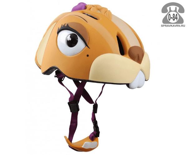 Велошлем Крейзи Сафети (Crazy Safety) Chipmunk детский