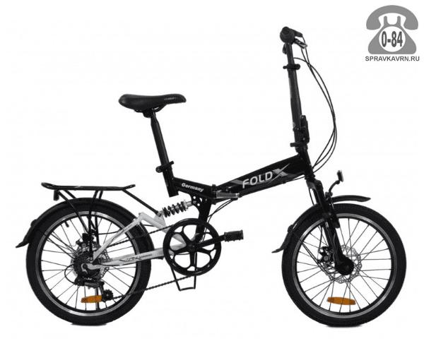 Велосипед Фолдикс (FoldX) Tokyo (2017)