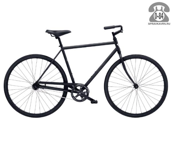 """Велосипед Электра (Electra) Loft 1 Mens (2016) размер рамы 18.5"""" черный"""