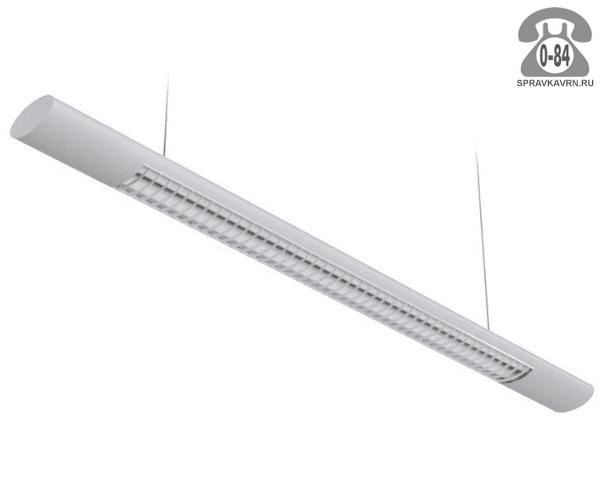 Светильник для производства SVT-RTL M-L-40-1550-S 40Вт