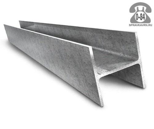 Балка металлическая двутавровая стальная 12