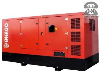 Электростанция Энерго ED 400/400 SC S двигатель Scania DC 12 59A 10.33A