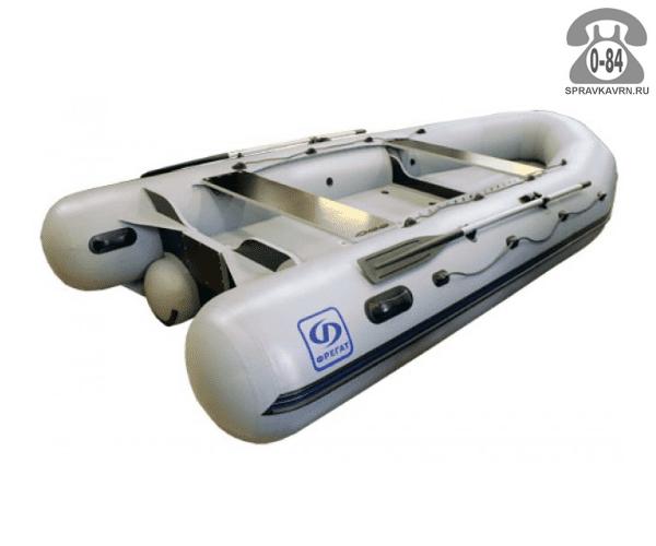 Лодка надувная Фрегат М-480 FM LIGHT JET