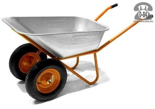 Садовая тачка HB 1102 2-колёсная 250кг 110л