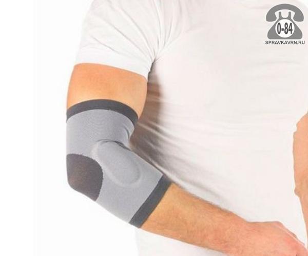 Бандаж ортопедический Тривес (TRIVES) Т-8205 эластичный локтевой унисекс для взрослых легкая Россия