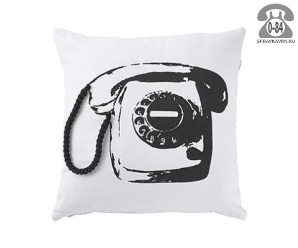 Подушка декоративная Датч Декор (Dutch Decor) PHONE