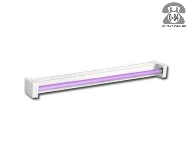 Ультрафиолетовый светильник ОБНП настенный