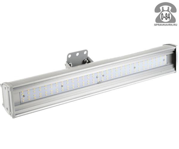 Светильник для производства SVT-Str U-L-70-250 70Вт