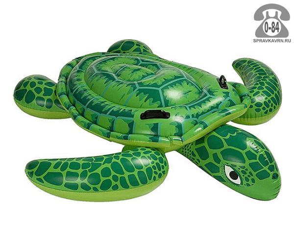 Круг надувной для плавания Интекс (Intex) Черепашка, 58221