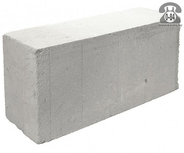 Блок газосиликатный D-500 600x290x200мм г. Липецк, Газобетон 48, ООО