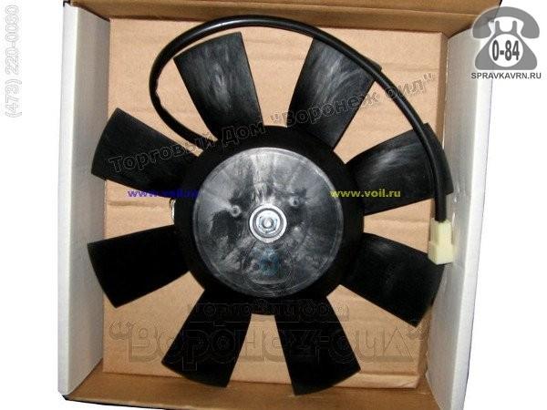 Электродвигатель вентилятора охлаждения радиатора системы водяного охлаждения двигателя легковой отечественный ВАЗ