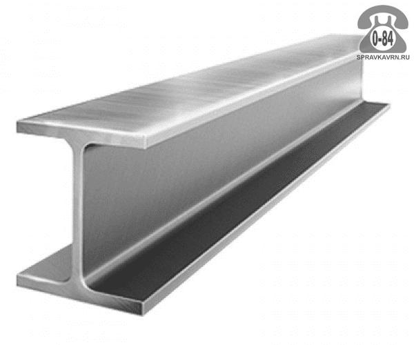 Балка металлическая двутавровая стальная 60Б1