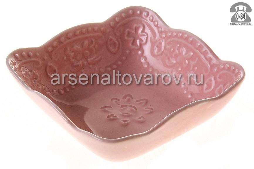 Салатник Коралл Бабочка HD-035Р