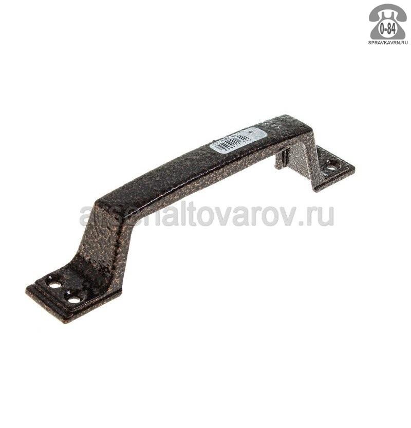 ручка-скоба РС-100-С античная медь (Саратов)