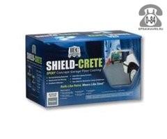 Краска Шервин Вильямс (Sherwin Williams) Шилд Крит (Shield Crete) 1 кг глянцевая серая