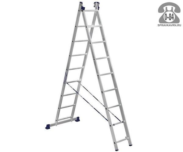 Лестница складная H2 5209 9