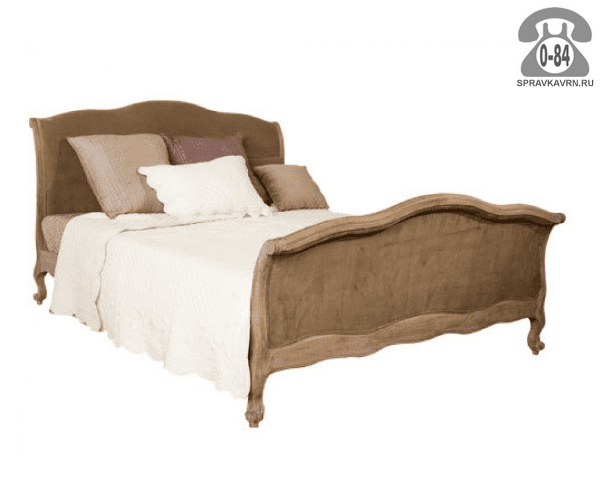 Кровать Трюфель 2050x1620 мм