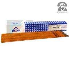 Электроды сварочные Спецэлектрод ОЗС-12 Россия; диаметр 3мм, вес 1кг