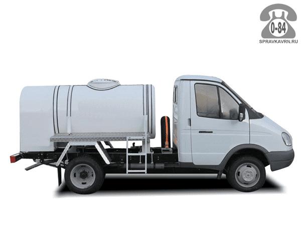 Автомобиль с цистерной БЦМ-227