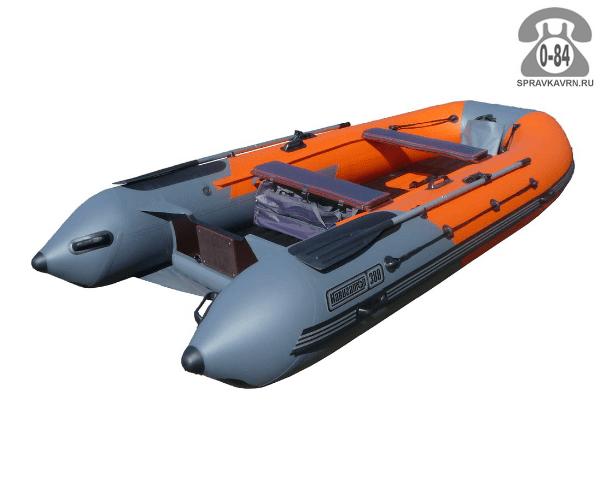 Лодка надувная Навигатор 380 НДНД