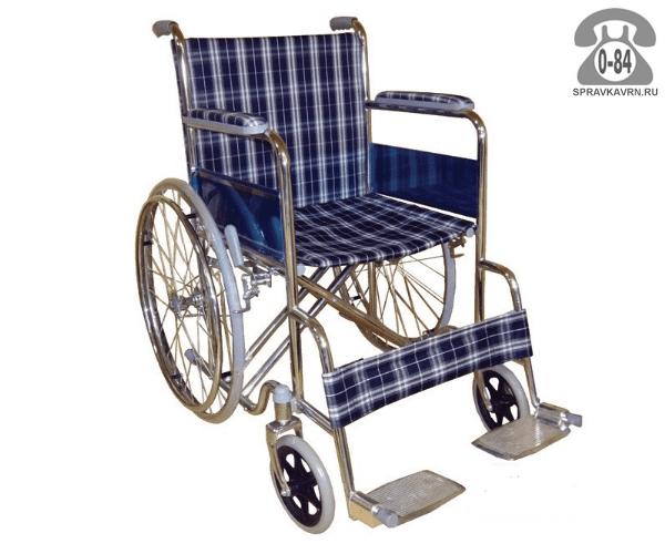 Коляска инвалидная Мега-Оптим FS 809В-46