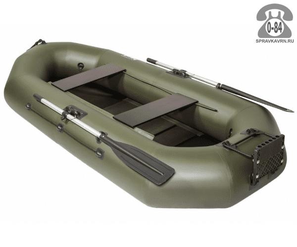 Лодка надувная Пеликан 268М