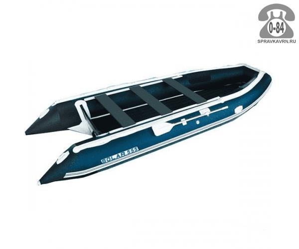 Лодка надувная Солар (Solar) Солар-555 К
