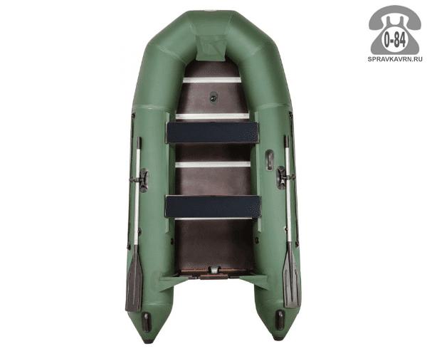 Лодка надувная СкайРа 295 Оптима Plus