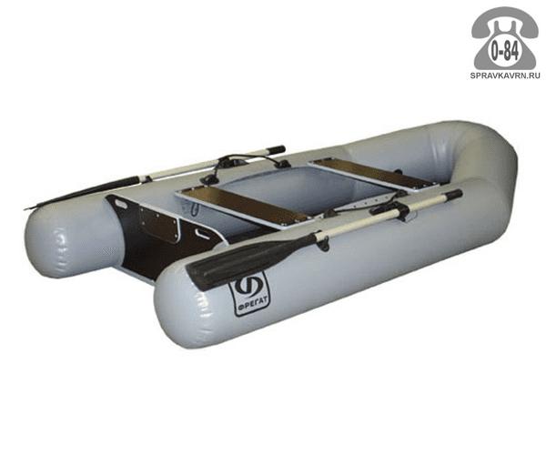 Лодка надувная Фрегат 280-Е