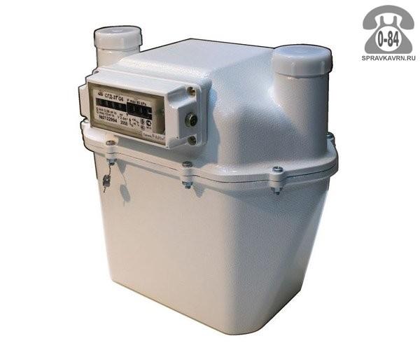 Счётчик газа СГД-3T G6
