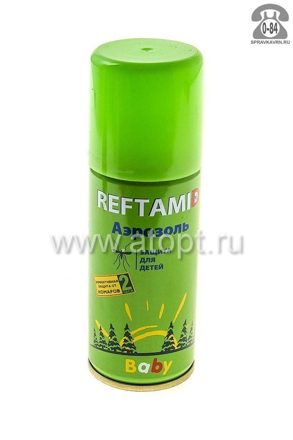 Средство от насекомых Рефтамид-бэби