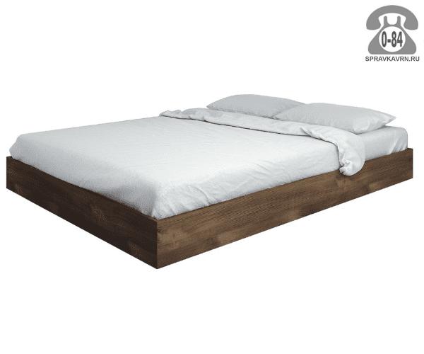 Кровать Трюфель 2050x1820 мм