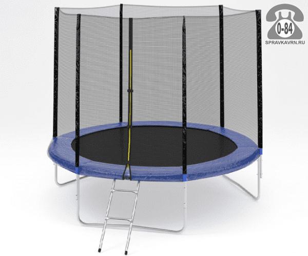 Батут Диамонд Фитнесс (DIAMOND FITNESS) External 6ft (183 см), максимальная нагрузка 120кГ