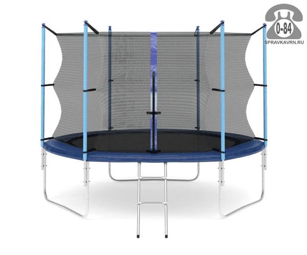 Батут Диамонд Фитнесс (DIAMOND FITNESS) Internal 10ft (305 см), максимальная нагрузка 150кГ