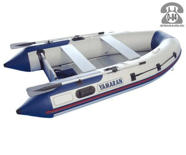 Лодка надувная Ямаран (Yamaran) Tender T330, серая
