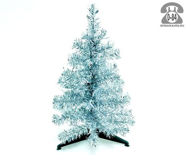 Ёлка искусственная Мери Кристмас (Merry Christmas) Ель из мишуры 0,4 м 52-00218-016