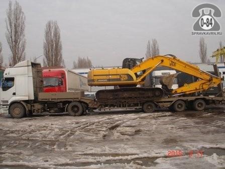 Доставка груза автомобилем крупногабаритные (негабаритные) грузы внутренние Россия