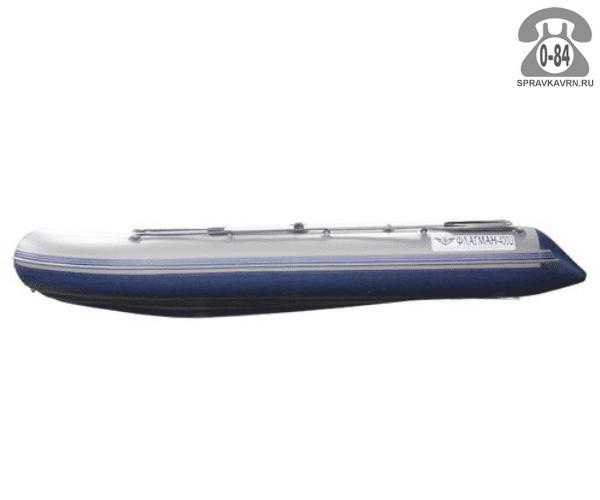 Лодка надувная Флагман 400U