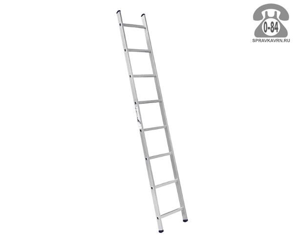Лестница приставная Алюмет (Alumet) H1 5108