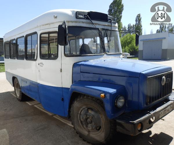 Автобус САРЗ-3280 отечественный