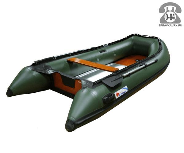 лодка пвх стингрей 390 характеристики