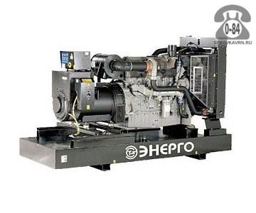 Электростанция Энерго ED 160/400 IV двигатель Iveco NEF 67TM3A