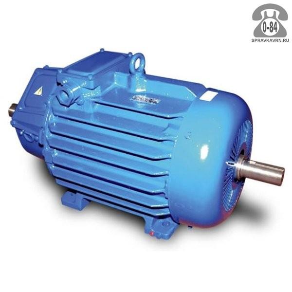Двигатель электрический АМУ