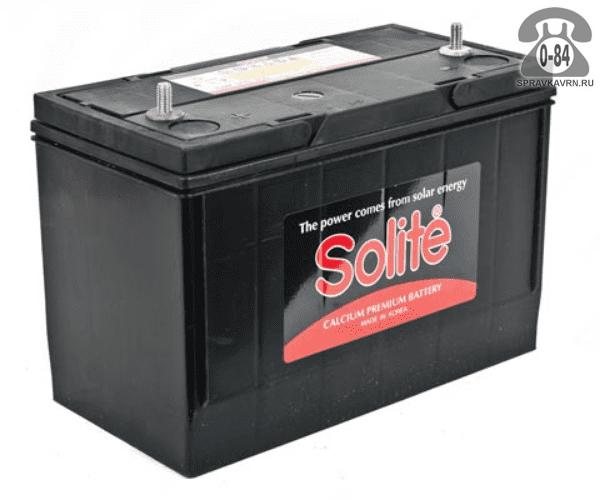 Аккумулятор для транспортного средства Солайт (Solite) 31S-1000