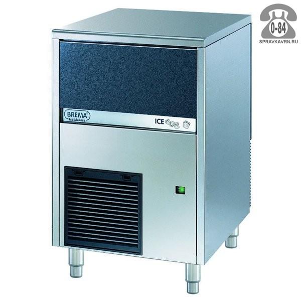 Льдогенератор для производства кубикового льда (кубика)
