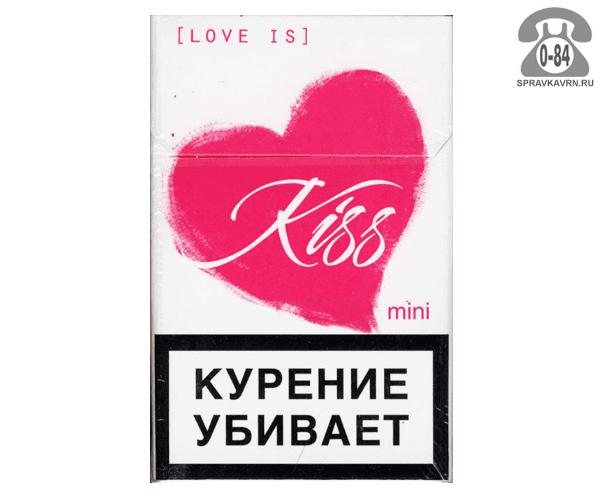Kiss love is сигареты купить сигареты доставка онлайн