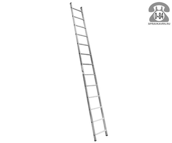 Лестница приставная Алюмет (Alumet) HS1 6113