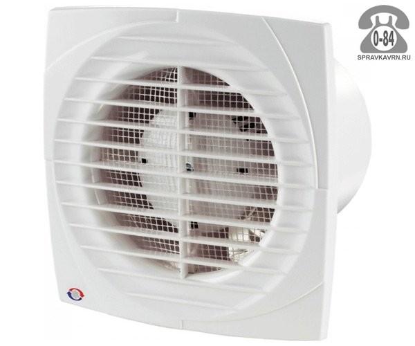Вентилятор бытовой Вентс (Vents) Д 100